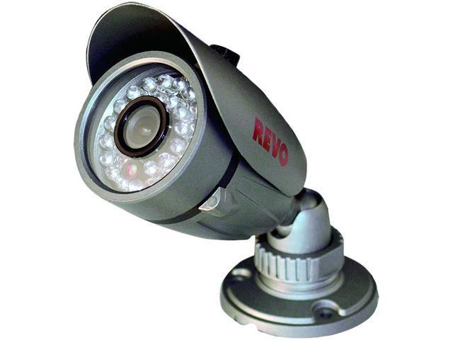 REVO America RCBS30-2BNC 600 TV Lines MAX Resolution BNC Indoor/Outdoor Surveillance Camera