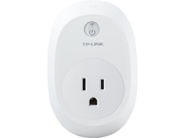 TP-LINK HS110 (Energy Monitoring)  Smart Plug, Wi-Fi Enabled, Control Your electric equipment from Anywhere, Energy Saving