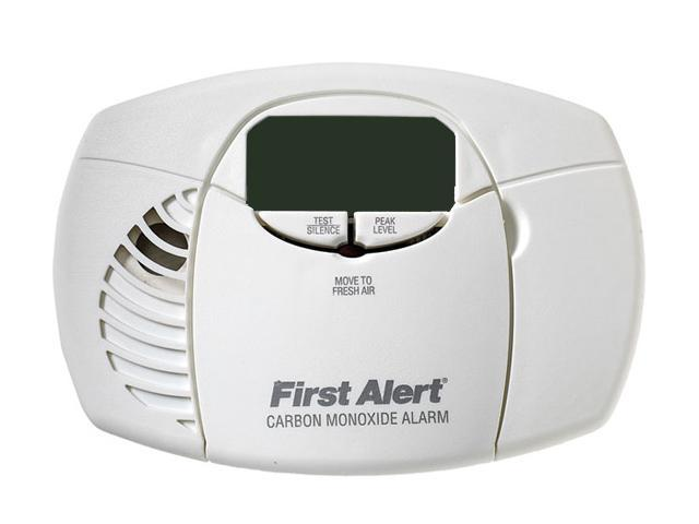 First Alert CO410 Battery Powered Carbon Monoxide Alarm