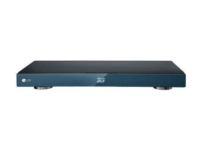 LG 3D WiFi 802.11b/g/n (2.4GHz band only) Blu-ray Player BX580