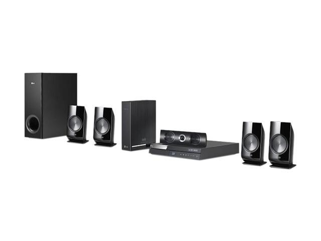 LG BH6820SW 3D Blu-ray Home Theater System