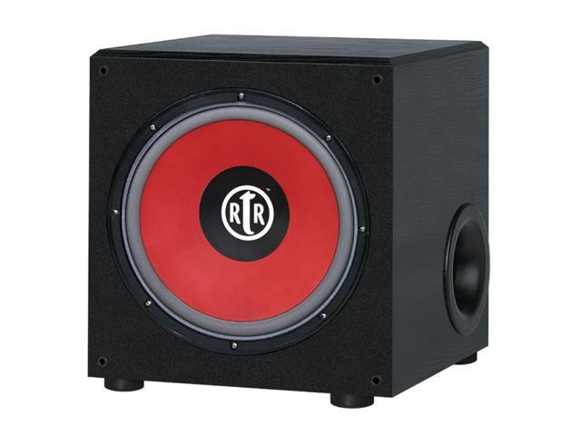 BIC America RTR-12S Front-Firing Powered Subwoofer Single
