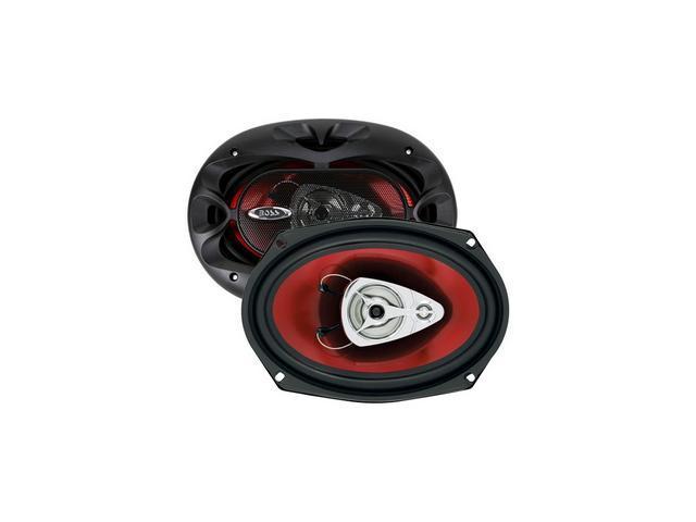 "BOSS AUDIO CH6930 Chaos Series Speakers (6"" x 9"", 400 Watts)"