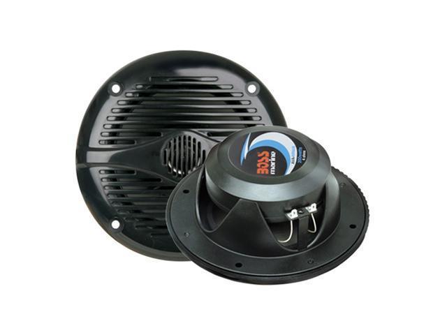 """Boss Audio 5.25"""" 150 Watts 2-Way Marine Speaker - Black"""