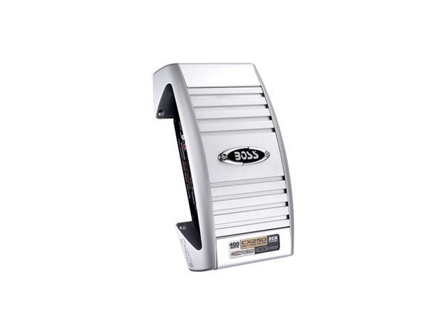 BOSS AUDIO 200W x 2 @ 2 ohm 2 Channels Car Amplifiers