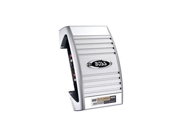 BOSS AUDIO CX350 400W 4 Channels Power Amplifier
