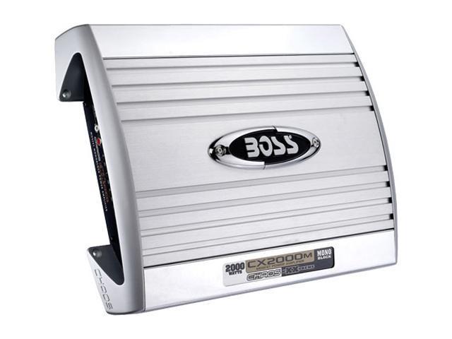 BOSS AUDIO 2000W Mono MOSFET Amplifier