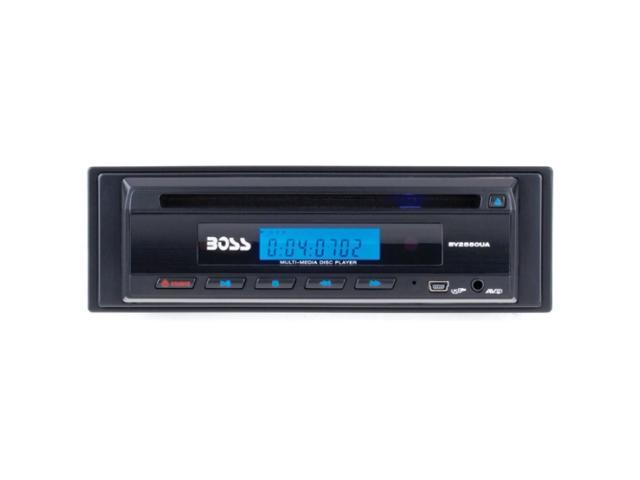 BOSS AUDIO In-Dash DVD Receiver W/ Front Panel Aux & USB Port