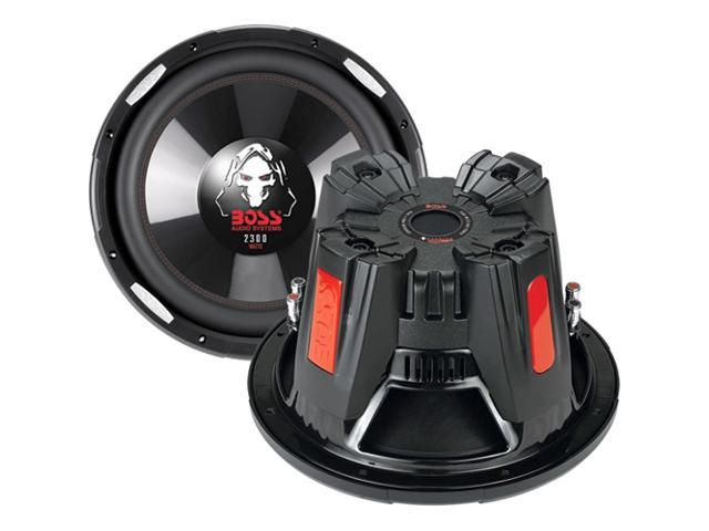 "BOSS AUDIO 10"" Dual Voice Coil Car Subwoofer"