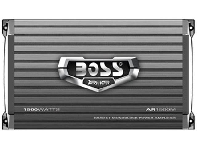BOSS AUDIO 1500W Mono Amplifier