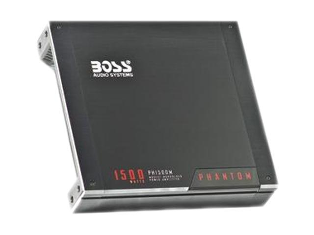 BOSS AUDIO 1500W Mono Amplifier