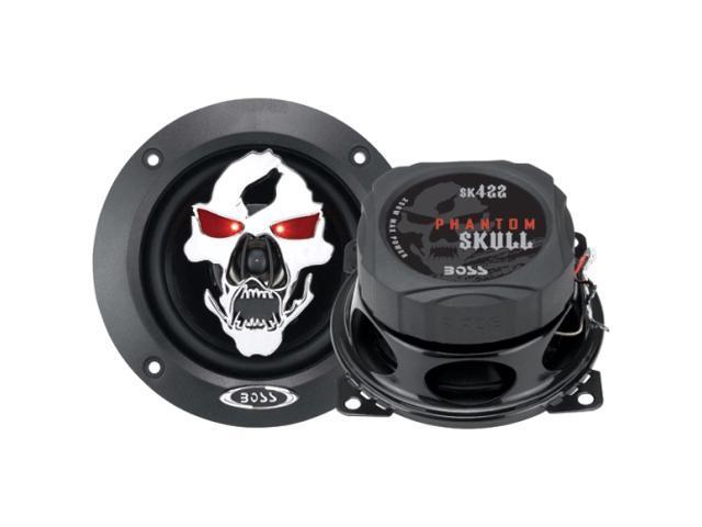 Boss PHANTOM SKULL SK422 Speaker - 250 W PMPO - 2-way