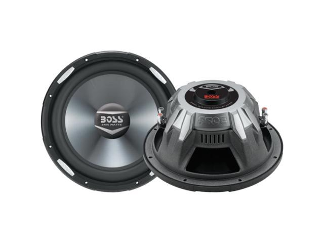 Boss Armor AR12D Woofer - 1200 W RMS/2400 W PMPO