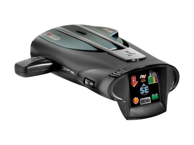 Cobra Digital Radar / Laser / Safety Camera Detector w/ Touchscreen
