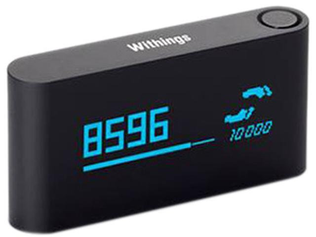 Withings 70011801 Pulse Wireless Activity Tracker Black