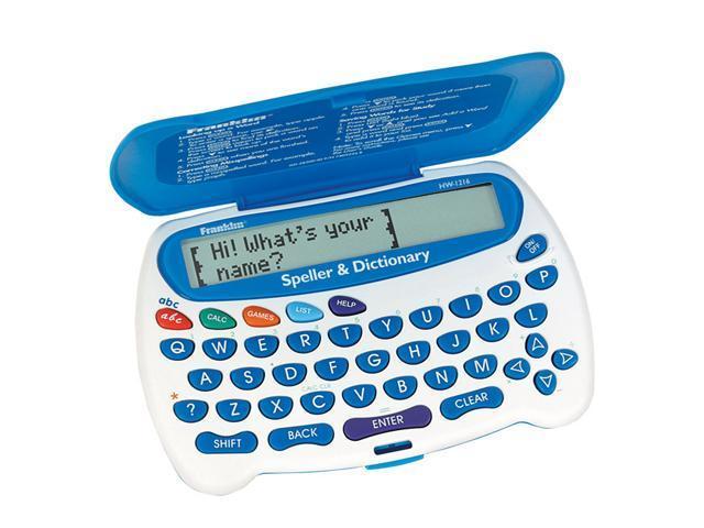 Franklin HW-1216 Children's Speller & Dictionary