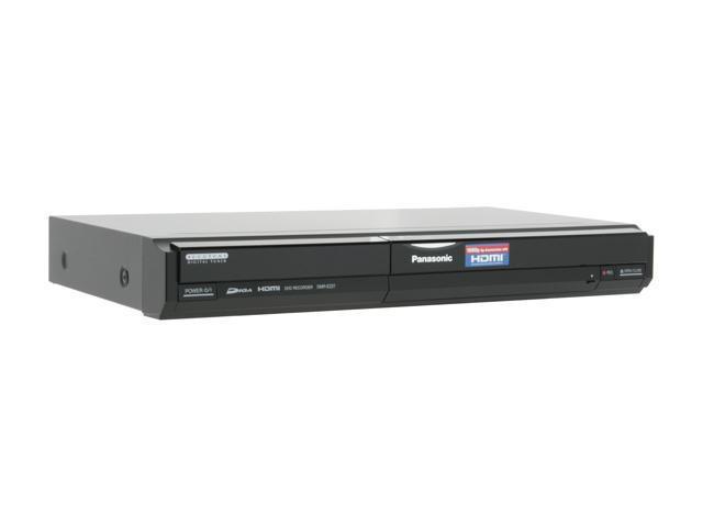Panasonic DMR-EZ27K DVD Recorder Black