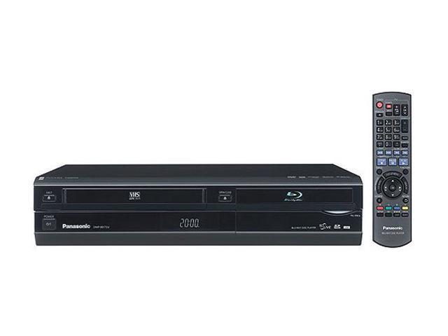 Panasonic Blu-ray Player & VHS DMP-BD70VK
