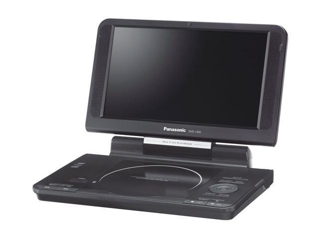 "Panasonic DVD-LS92 9"" Portable DVD/CD Player"