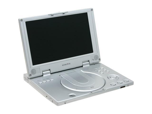 "Azend D2011 10.2"" Hi-Fi Ultra Slim Line Portable DVD"