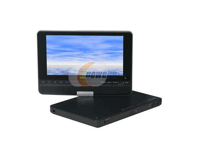 "SONY DVP-FX 810 8"" Widescreen Portable DVD Players"