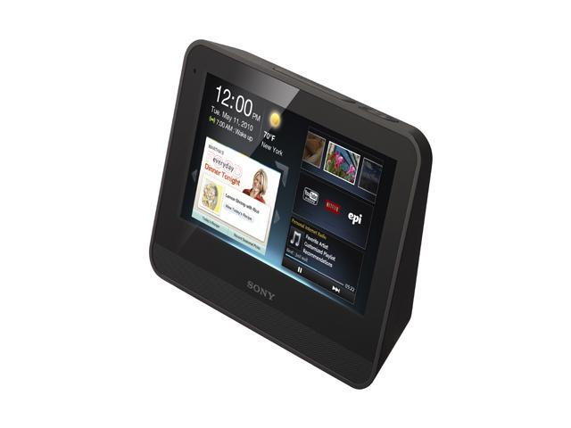 "SONY Dash 7"" Black Internet Viewer HID-C10"