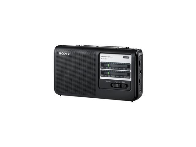 SONY Portable Radio ICF-38