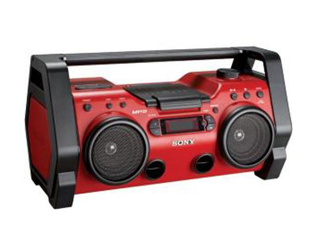 Sony Heavy Duty CD Radio                                                                                 ZS-H10CP
