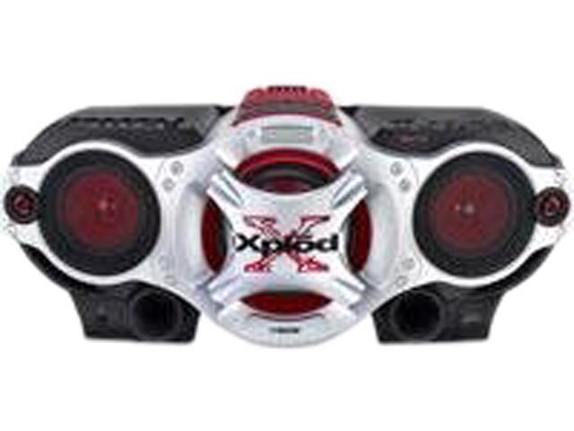 Sony Xplod CD Radio Cassette Recorder CFDG700CP