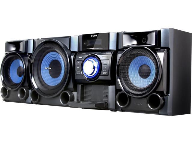 Refurbished Sony Mhc Ec909ip Mini Hi Fi Music Shelf