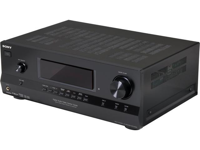 SONY STRDH520B 7.1-Channel 3D A/V Receiver