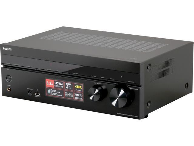 Refurbished Sony Strdh540 5 2 Channel 4k Av Receiver
