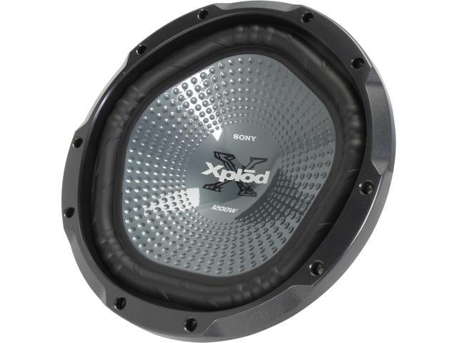 Refurbished Sony Xplod 12 Quot 1000w Car Subwoofer Xs