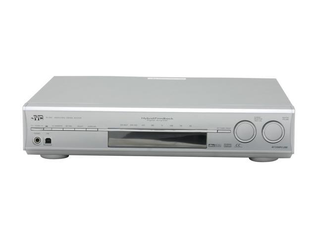JVC RX-D301S 7.1-Channel A/V Control Receiver