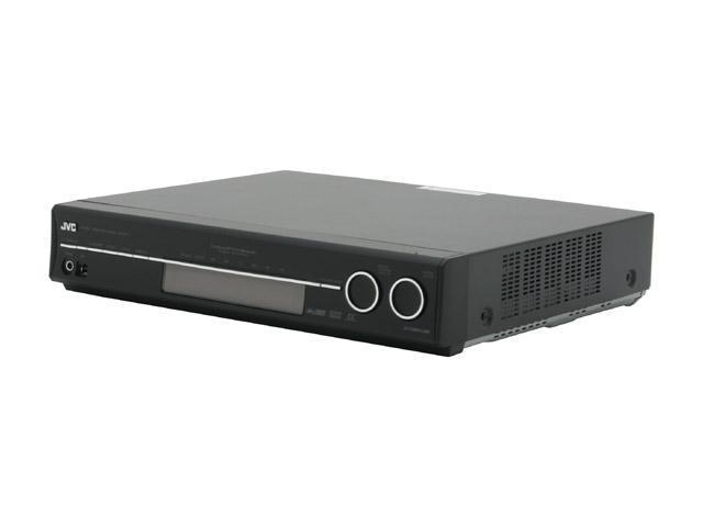 JVC RX-D302B 7.1-Channel A/V Control Receiver