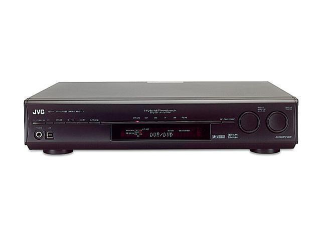 JVC RX-D206B 7-Channel Audio/Video Control Receiver