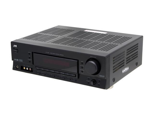 JVC RX-5060BK 5.1-Channel Audio/Video Control Receiver