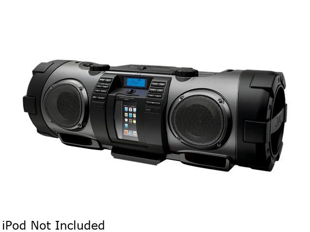JVC Kaboom Boombox For iPod/iPhone RV-NB70B