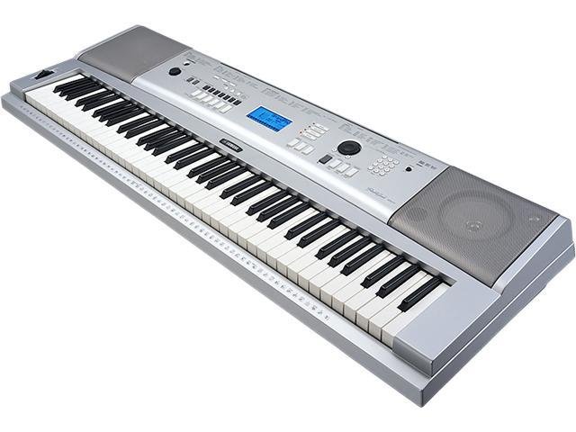 YAMAHA DGX230 76 Graded Soft Touch keyboard