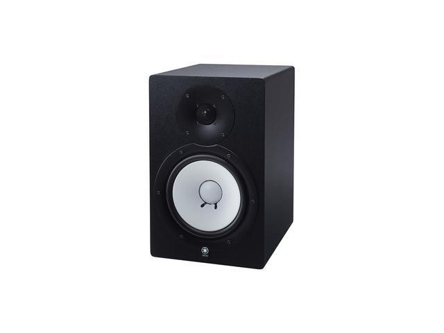 Yamaha HS50M 70-watt Powered Studio Monitor, Black