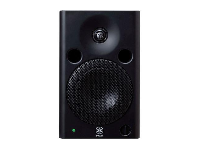 Yamaha msp5 studio powered studio monitor speaker for Yamaha powered monitor speakers