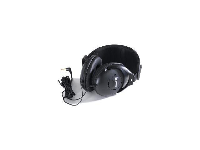 Yamaha RH2C 3.5mm/ 6.3mm Connector Circumaural Stereo Headphone