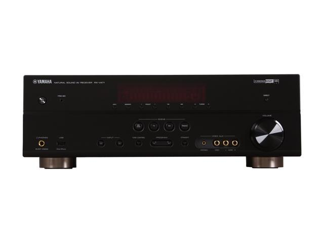 YAMAHA RX-V471 5.1-Channel AV Receiver
