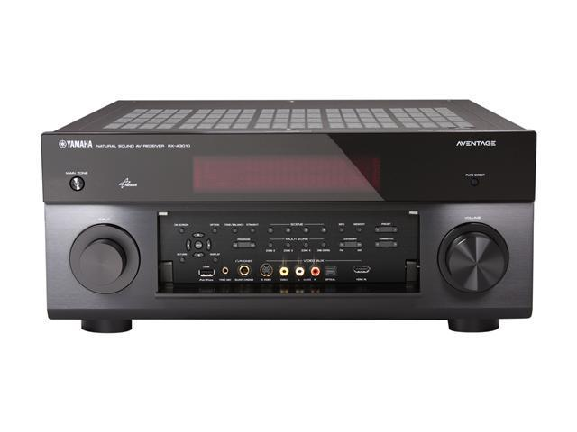 YAMAHA RX-A3010BL 9.2-Channel AV Receiver