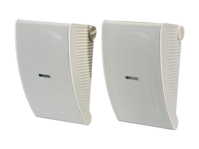 YAMAHA NS-AW992 2-way Acoustic Suspension All-Weather Speakers (White) Pair