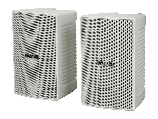 YAMAHA NS-AW194WH Outdoor Speaker (White) Pair