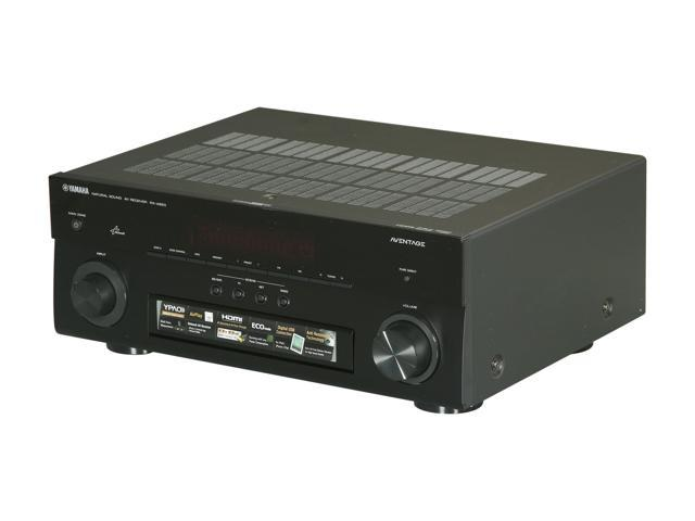 YAMAHA RX-A820 7.2-Channel Receiver