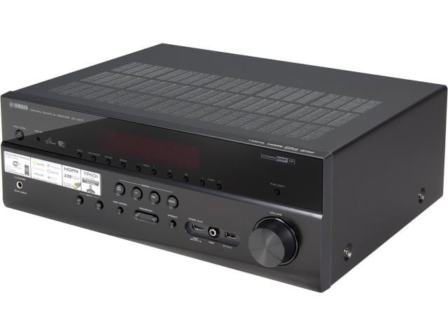 Yamaha rx v677 7 2 ch home theater av receiver with wi fi for Yamaha receiver accessories