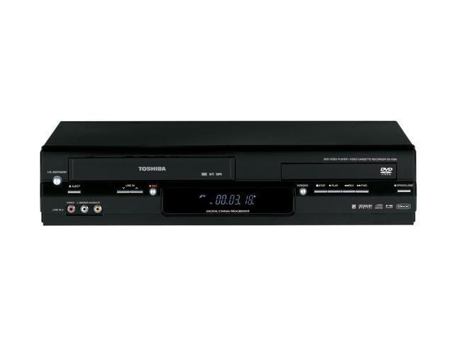 TOSHIBA SDV295 DVD&VCR Combo Player
