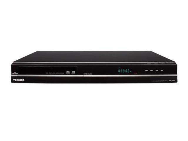 TOSHIBA DR570 DVD Recorder with Built-In Digital Tuner